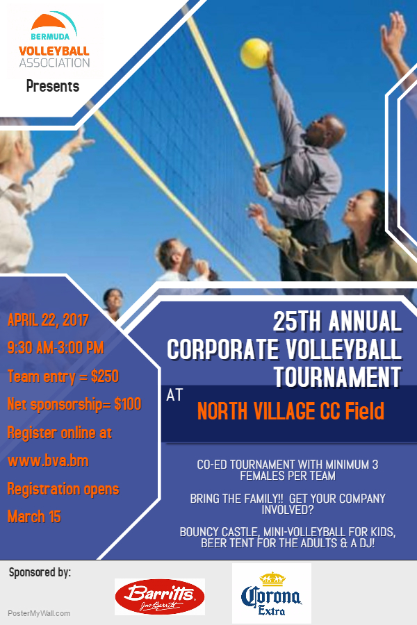 2017 Corporate Tourney Poster