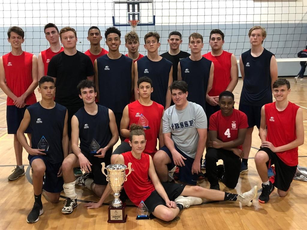 BSSF Boys All Stars 2018-19