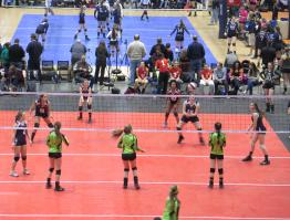 Mizuno New England Pre-Qualifier Tournament