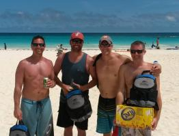 Coppertone Beach Tournament